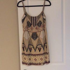 New beaded Zara dress